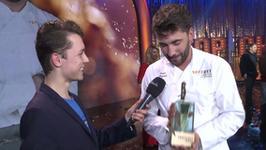 """""""Top Chef. Gwiazdy od kuchni"""": Rafał Maserak zwycięzcą. Co powiedział nam po wygraniu?"""