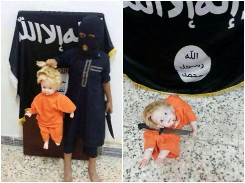 Islamiści szkolądzieci na zabójców