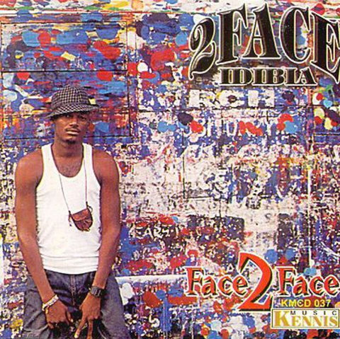 2Face Idibia's debut album 'Face2Face' [SeekHype]