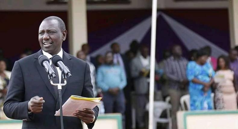 I will become a pastor after retirement – DP Ruto says while paying tribute to PEFA's Bishop Thiong'o in Kitale