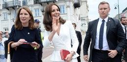 Poseł PiS oczarował księżną Kate. Wiemy, o czym rozmawiali