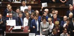 Przesilenie w Sejmie. Rząd użyje siły?