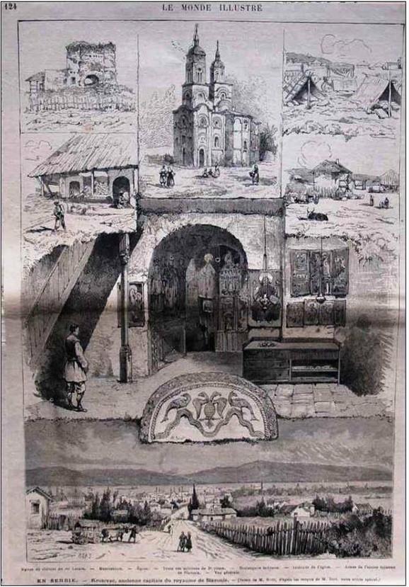 Prizori iz Kruševca u magazinu