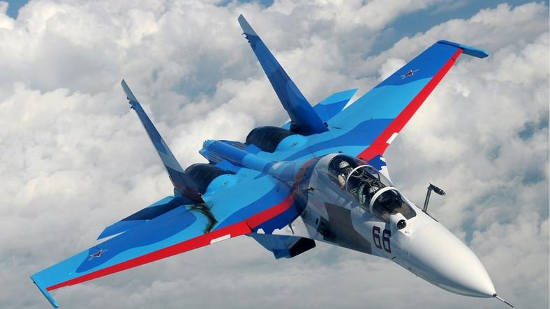 Siły powietrzne otrzymały 9 wielozadaniowych Su-30SM oraz 4 myśliwskie Su-30M2