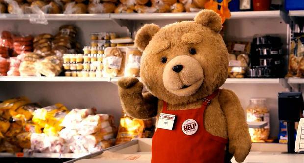 """Ted"" - kadr z filmu"