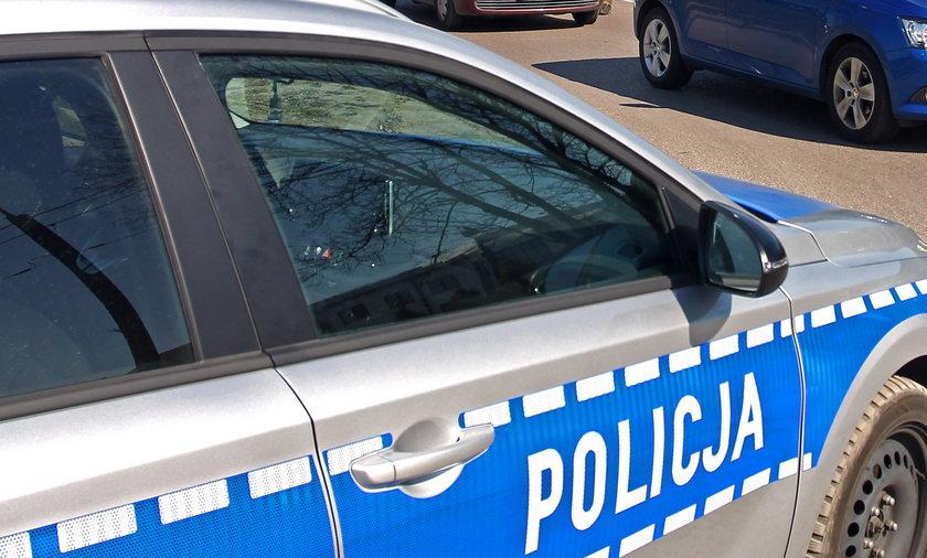 Policja zatrzymała domowego kata. Zdjęcie ilustracyjne