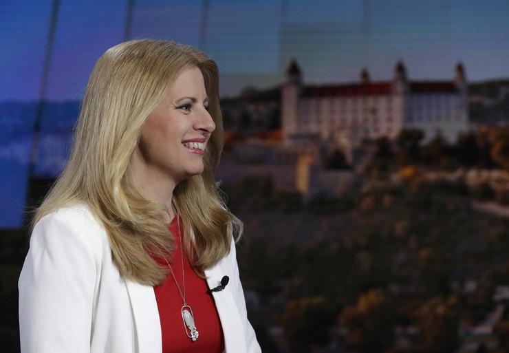 Zuzana Čaputova, Slovačka