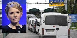 Ukraina zamyka granice. Julia Tymoszenko w krytycznym stanie!