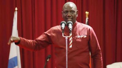 William Ruto explains why he has not resigned from Government