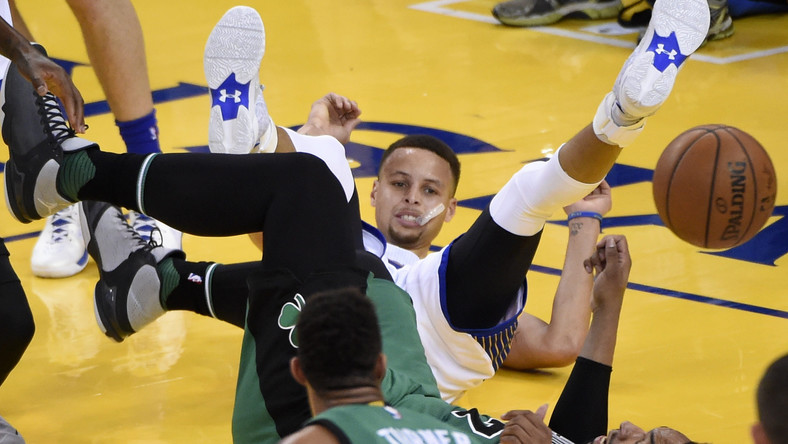 Stephen Curry i Jared Sullinger