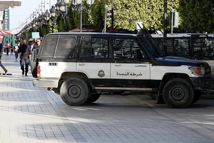 Tunis bezbednost