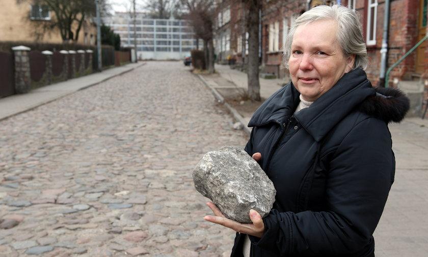 Ul. Głucha w Gdańsku