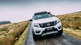 Nissan Navara EnGuard - do ratowania życia w trudnych warunkach