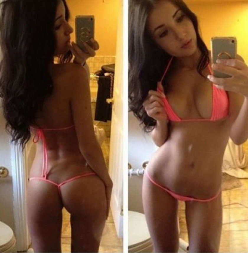 Skąpe bikini