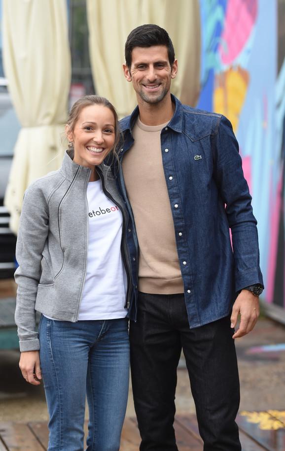 Jelena i Novak