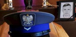 Młody policjant zginął w potwornym wypadku. Radiowóz stanął w płomieniach. Nowe fakty