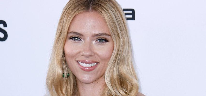 Scarlett Johansson urodziła! Znamy płeć i imię dziecka