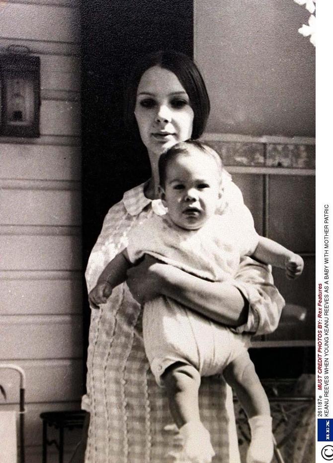 Kijanu Rivs rođen je 1964. godine u Bejrutu