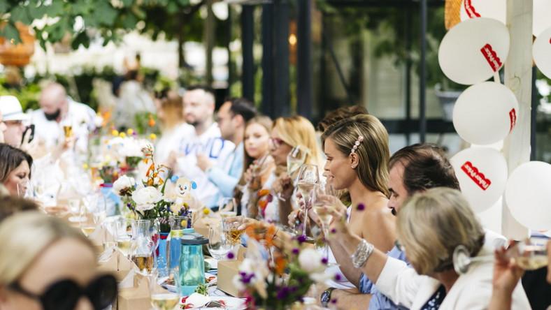 Impreza odbyła się w centrum Warszawy, w – modnej wśród gwiazd – warszawskiej restauracji Flaming & Co.