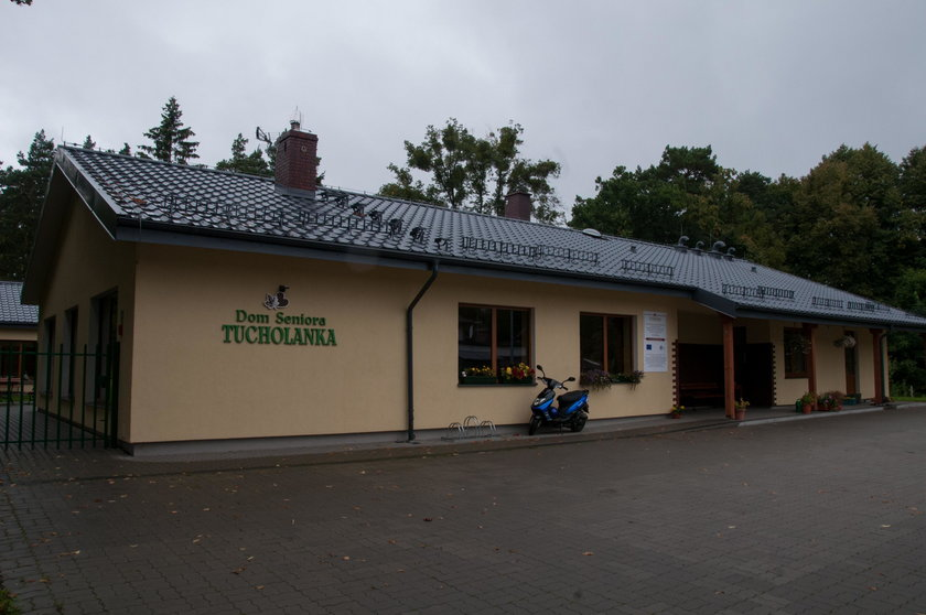 Dom Seniora w Tleniu