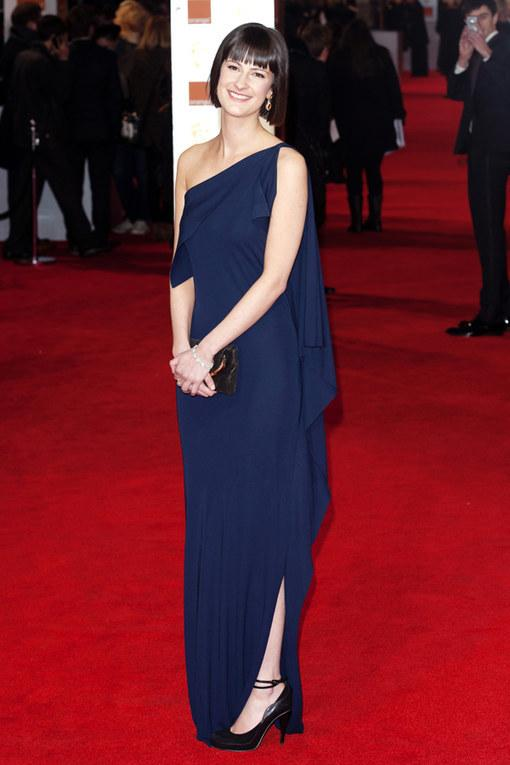 Francesca Gardiner The Baftas 2012