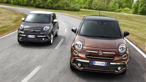 Fiat 500L otrzymał 40 proc. nowych komponentów i jest ładniejszy