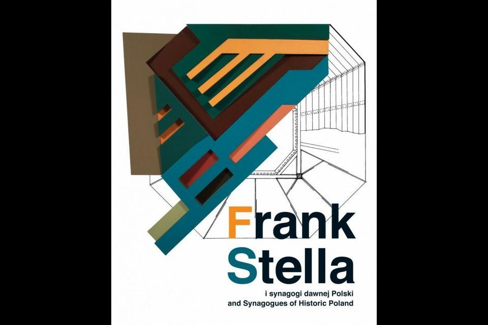 """""""Frank Stella i synagogi dawnej Polski"""" w Muzeum Historii Żydów Polskich POLIN"""