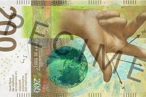 Srbii će OBOŽAVATI novu novčanicu od 200 franaka (FOTO)
