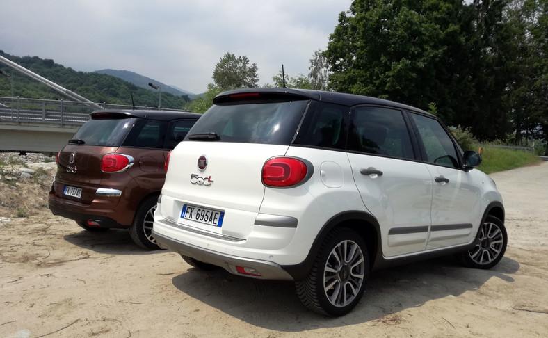 Fiat 500L Cross i 500L