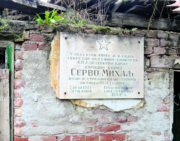 Iako je po nacionalnosti Nemac, Servo Mihalj je dao život za Jugoslaviju