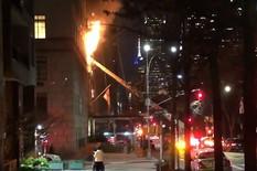 požar un njujork