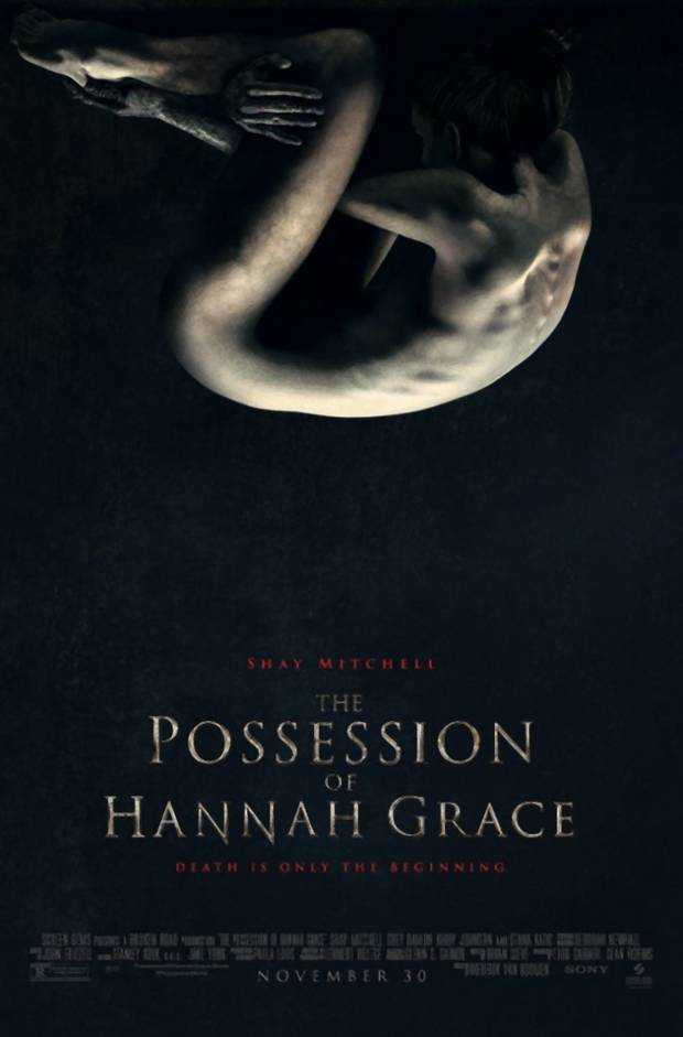 The Possession of Hannah Grace poszter