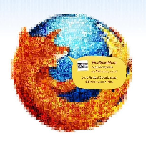 Firefox 4 twitterparty fot.mozilla.org