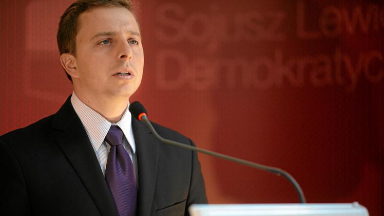 Dariusz Joński z SLD przekonuje, że Janusz Palikot szuka rozpaczliwie nowej formuły dla siebie.