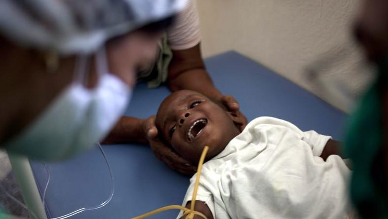 To ONZ przywiozło cholerę na Haiti