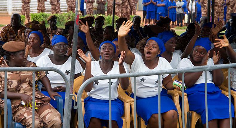 Coronavirus: Ghana's President, Akufo-Addo grants 808 prisoners amnesty