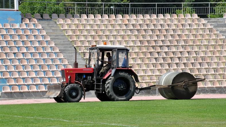 Stadion w Tarnopolu