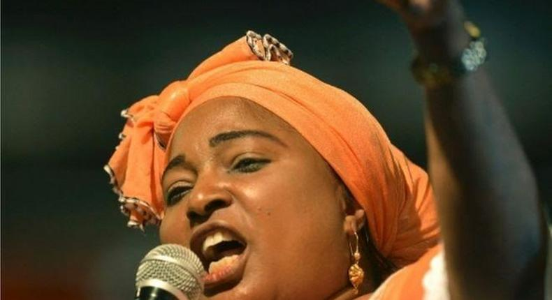 Mishi Mboko (Mombasa Women Representative Mishi Mboko (above) has urged women across the country to deny their husbands conjugal rights until they register as voters