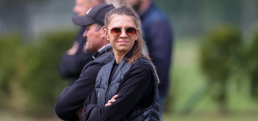 Miłość po grecku. Urocza Martyna wspiera Karola Świderskiego przed Euro 2020