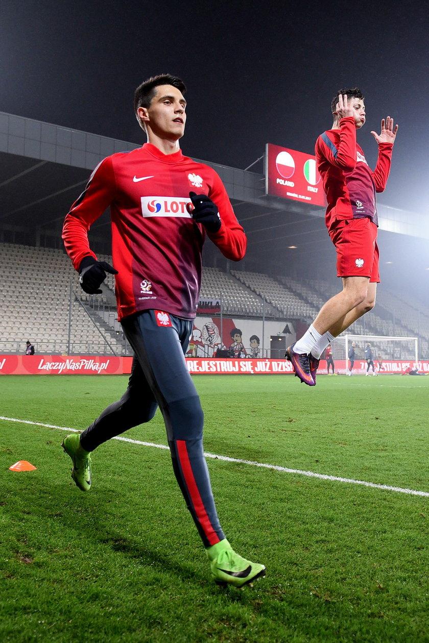 Bartosz Kapustka w SC Freiburg. Reprezentant Polski wypożyczony
