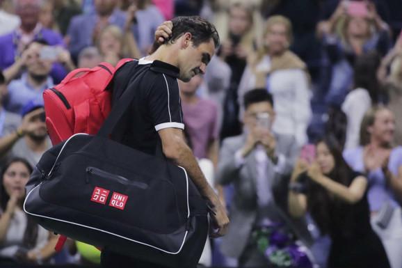 ŠOK! Da li je to Rodžer Federer upravo najavio KRAJ KARIJERE?