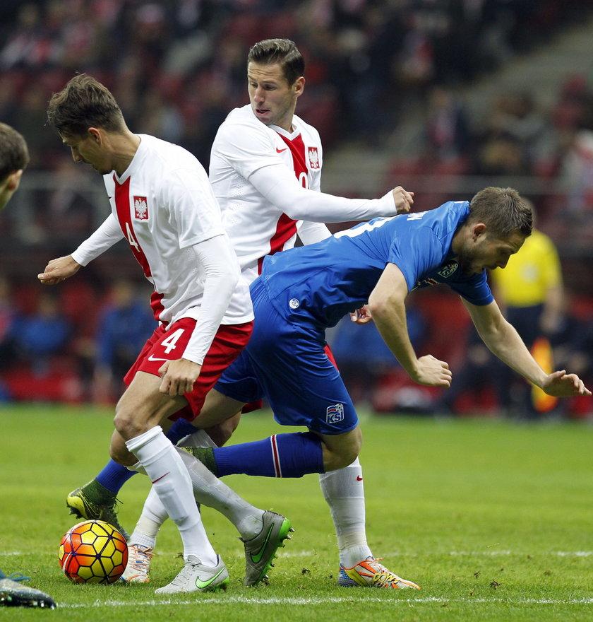Tak nasi wyszarpali zwycięstwo z Islandią!