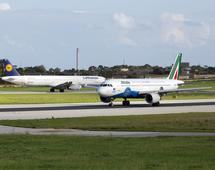 Lufthansa zaproponowała utworzenie zrestrukturyzowanej Alitalii