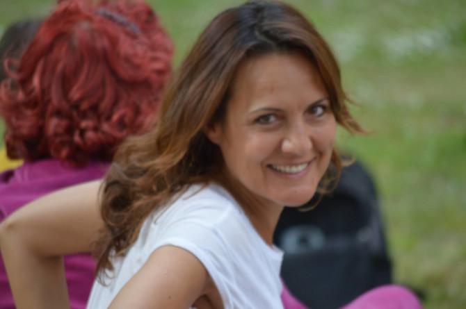 Dragana Bačanek, lajf-kouč, učiteljica meditacije i vežbi energizacije po metodi krija joge