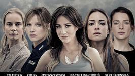 """Ostaszewska, Bachleda-Curuś, Kulig, Cielecka i Dereszowska na plakacie filmu """"Pitbull. Niebezpieczne kobiety"""""""
