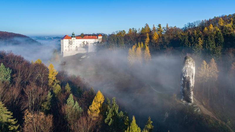 W Ojcowskim Parku Narodowym rozpoczyna się sezon turystyczny