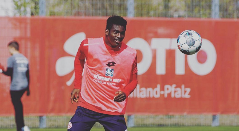 Liverpool forward Taiwo Awoniyi keeping his hopes alive for his Super Eagles debut