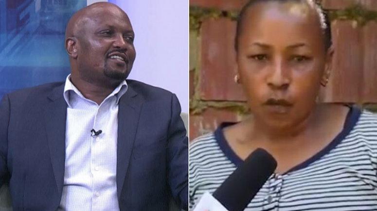 Image result for Joyce Wanja Moses Kuria