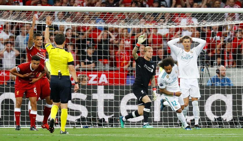 Real Madryt wygrał Ligę Mistrzów