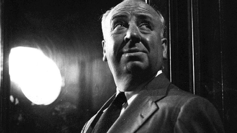 Alfred Hitchcock (fot. Getty Images)